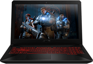 "ASUS TUF Gaming FX504GE-DM052 laptop (15,6"" Full HD matt/Core i5/8GB/1TB SSHD/GTX 1050Ti 4GB VGA/DOS)"