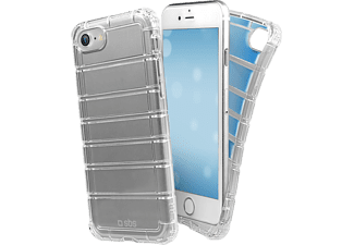 SBS MOBILE Air Impact Cover till iPhone 7/8 - Transparent