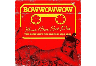Bow Wow Wow - Your Box Set Pet (Remastered+Expanded 3CD Set) [CD]