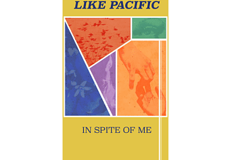 Like Pacific - In Spite Of Me [CD]