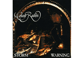 Count Raven - Storm Warning (Vinyl LP) [Vinyl]
