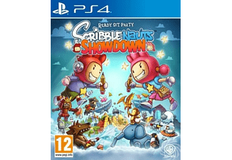 Warner Bros Scribblenauts Showdown PS4 (1000706263)