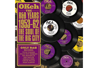 VARIOUS - OKeh-The R&B Years 1953-1962 [Vinyl]