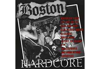 VARIOUS - Boston Hardcore 89-91 [Vinyl]