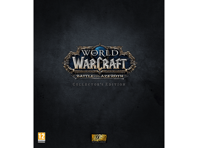 World of Warcraft Battle For Azeroth Collection Edition PC gaming games pc games