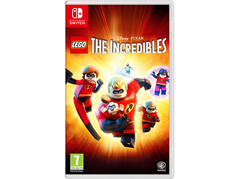 Lego Incredibles Nintendo Switch gaming games switch games