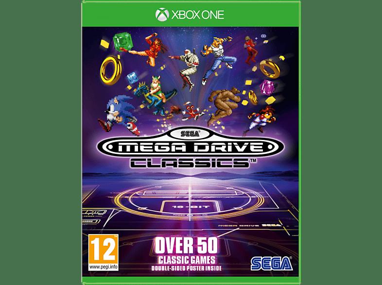 Sega Megadrive Classics Xbox One gaming games xbox one games