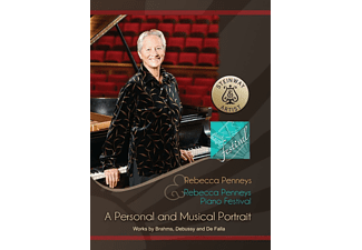 Rebecca Penneys - A Personal and Musical Portrait [Blu-ray]