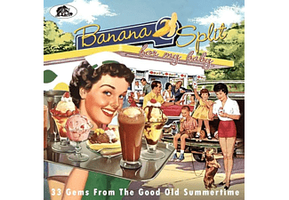 VARIOUS - Banana Split For My Baby - 33 Rockin' Tracks from the Good [CD]