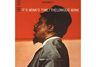 Thelonious Monk - It's Monks Time (Vinyl LP (nagylemez))