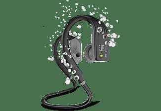JBL Endurance Dive Sport Koptelefoon In Ear Bluetooth Zwart Headset, MP3-speler, Bestand tegen zweet