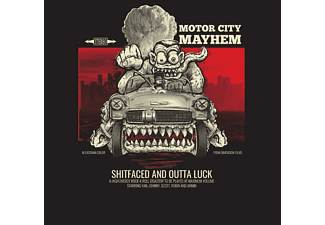 Motor City Mayhem - Shitfaced And Outta Luck [CD]