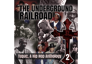 The Underground Railroad - A Hip Hop Anthology 2 [CD]