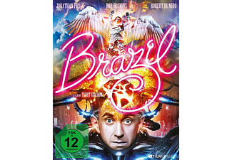 BRAZIL (STEEL EDITION/ARTWORK 2) - (Blu-ray)
