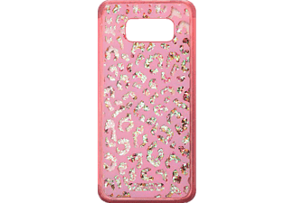 CELLULAR LINE Stardust Hardcover Leo Backcover Samsung Galaxy S8 Thermoplastisches Polyurethan Ausführung Leo