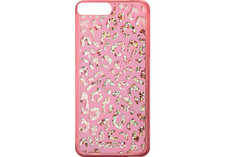 CELLULAR LINE Stardust Hardcover Leo Backcover Apple iPhone 7 Plus, iPhone 8 Plus Thermoplastisches Polyurethan Ausführung Leo