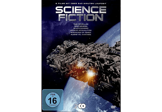 SCIENCE FICTION - 6 FILME [DVD]