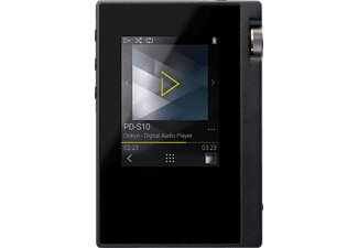 ONKYO DP-S10 Digital Audio Player (Schwarz)