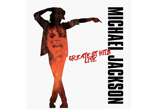 Michael Jackson - Greatest Hits Live (180 Gr. Black Vinyl) [Vinyl]