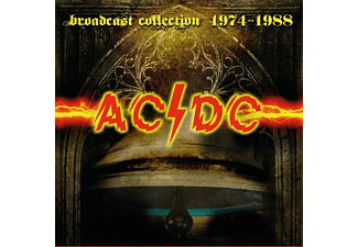 AC/DC - Broadcast Collection 1974-1988 [CD]