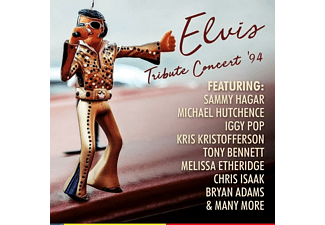 VARIOUS - Elvis Tribute Concert '94 [CD]