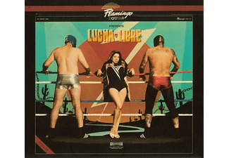 Flamingo Tours - Lucha Libre [CD]