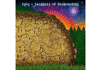 Kaos - Students Of Anthropology [CD]
