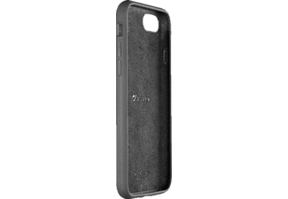 CELLULAR LINE 39392 Backcover Apple iPhone 7, iPhone 8 Silikon Schwarz