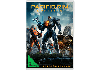 Pacific Rim: Uprising [DVD]