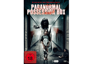Paranormal Possession Box [DVD]