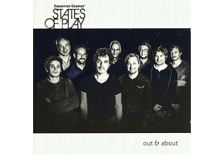 States Of Play - Out & About [CD]