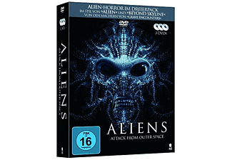 ALIENS - ATTACK FROM OUTER SPACE (3 MOVIE BOX) [DVD]