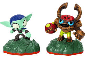 Skylander Trap Team Mini Pack 5 (Whisper Elf & Barkley)