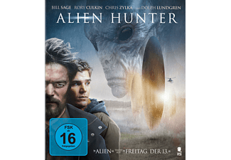 ALIEN HUNTER [Blu-ray]