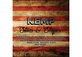 Kemp - Stars & Stripes [CD]