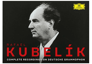 Rafael Kubelik - Complete Recordings On DG (Ltd.Edt.) [CD + DVD Video]