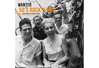VARIOUS - Wanted 50's Rock'n'Roll [Vinyl]