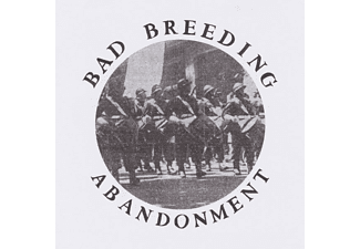 Bad Breeding - Abandonment EP [Vinyl]