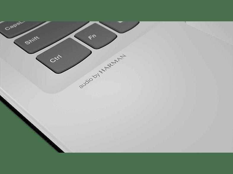 "LENOVO IdeaPad 320S-14IKB fehér laptop 80X400E2HV (14"" FullHD IPS matt/Core i5/8GB/256GB SSD/DOS)"
