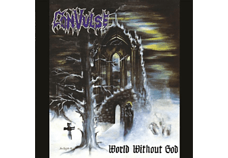 Convulse - World Without God [CD]