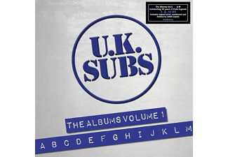 Uk Subs - The Albums Vol.1 (A-M) [CD]
