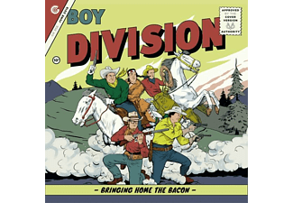 Boy Division - Bringing Home The Bacon [Maxi Single CD]