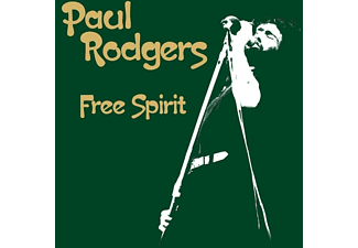 Paul Rodgers - Free Spirit [CD + DVD Audio]