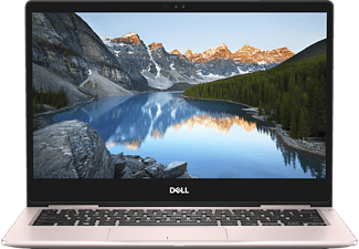 DELL INSPIRON 13 7370, Notebook mit 13.3 Zoll Display, Core™ i7 Prozessor, 256 GB SSD, Intel UHD Graphics 620, Pink