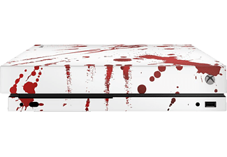 EPIC SKIN XBOX One X Skin Sticker Zombie Blood , Skin Sticker, Zombie Blood