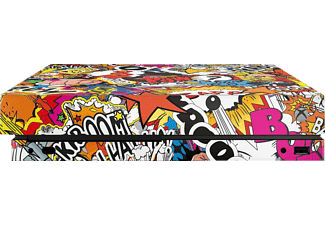 EPIC SKIN XBox One X Skin Sticker bunt , Skin Sticker, Mehrfarbig