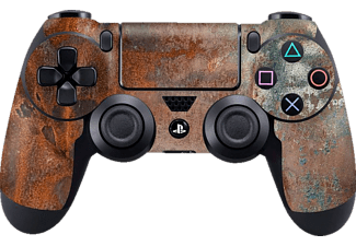 EPIC SKIN PS4 Controller Skin Sticker Rust , Skin Sticker, Rust