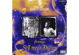 Robin Pawz One/da Landlord - Sell Me A Dream: Flowstalgia [CD]