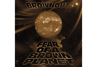 Brownout - Fear Of A Brown Planet [CD]