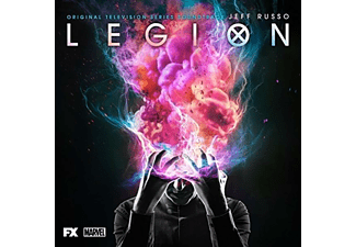Jeff Russo - Legion [CD]